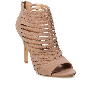 Lauren Conrad Stiletto Sandals